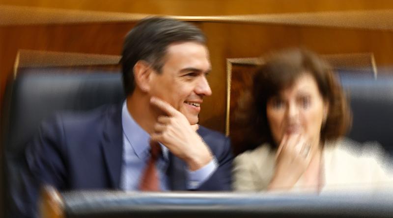 """El PSOE ya no se anda con rodeos: """"con Rivera SI"""". 1"""