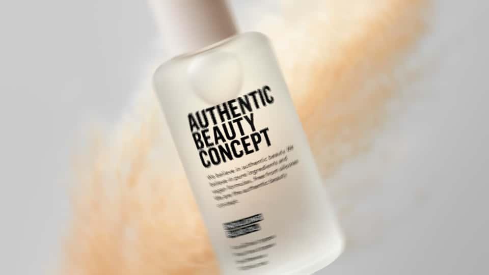 Aceite cuidado cabello authentic beauty concept HENKEL