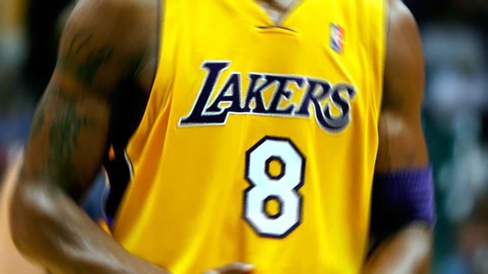 muere Kobe Bryant, el nº8 de los lakers