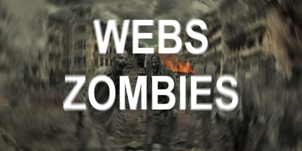 Webs zombies amazon
